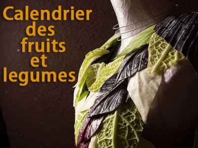 calendrier des fruits et legumes