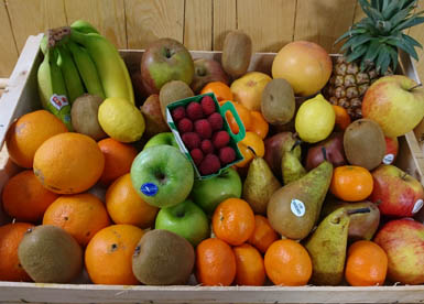 f02a1cf72a7 Panier fruits et légumes solo · Panier fruits et légumes duo · Panier fruits  et légumes famille · Panier fruits · Panier Bio